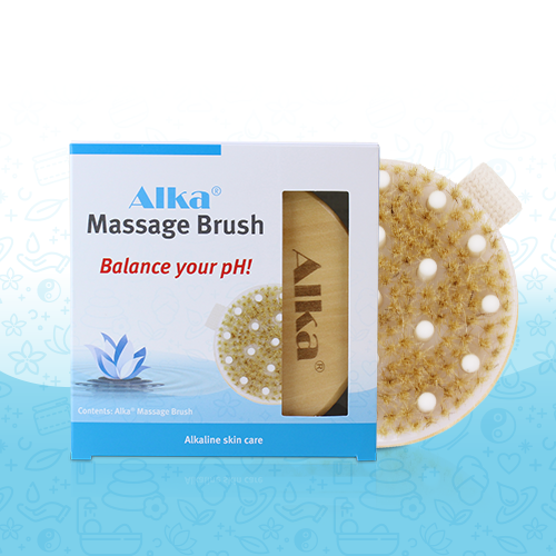 Alka Massage brush