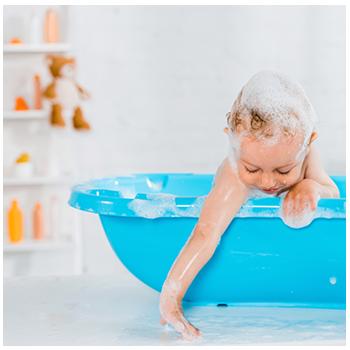 Alka Bath childern