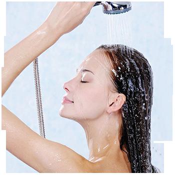Alka Bath shower