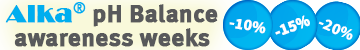 pH Balance awareness weeks