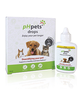 pHpets® Drops - for animals