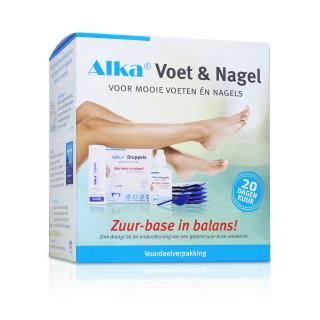 Alka® Foot & Nail