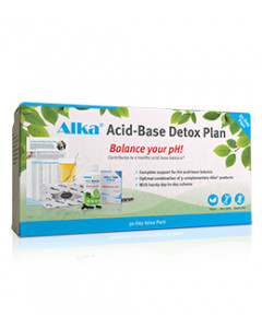 Alka® Acid-Base Detox plan